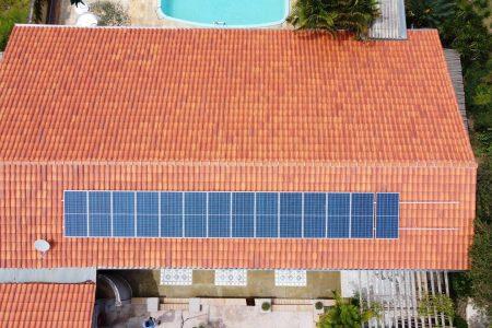 Sistema Residencial 4,69 kWp