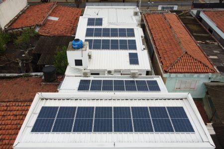 Sistema Comercial 10,05 kWp