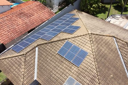 Sistema Residencial 8,04 kWp