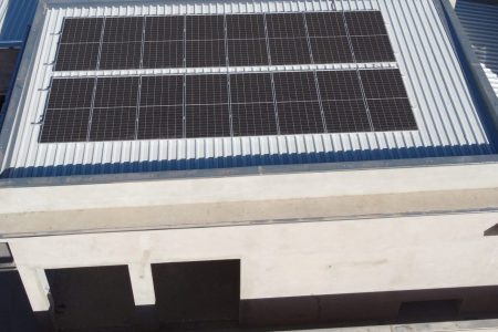 Sistema Residencial 6,40 kWp